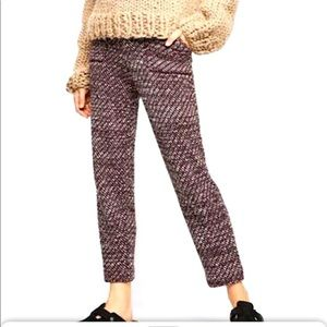 NWT Free People Cozy Knit Trousers medium